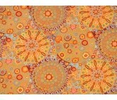 Ткань Kaffe Fassett GP92 Orange