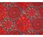 Ткань Kaffe Fassett GP92 Red