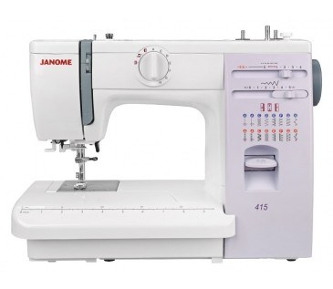 швейная машина Janome 415 инструкция - фото 3