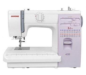 швейная машина janome 423s инструкция по эксплуатации