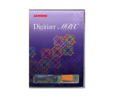 Janome Digitizer MBX ver 4.5